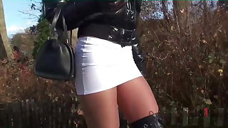 Best of Julie skyhigh 2011 in super sexy high heels & boots