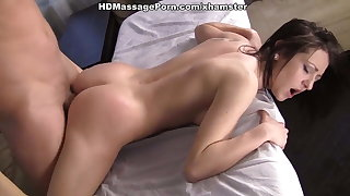 Brianas strongest orgasm in horny xxx massage clip